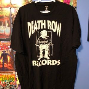 Other - Death row records tee